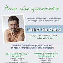 Carlos Gonzalez en Lima