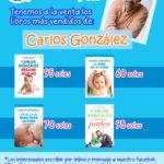 Libros de Carlos Gonzalez